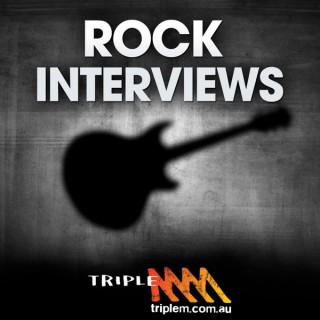 Triple M Rock Interviews