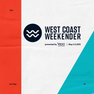West Coast Weekender: Exclusive and Live Mixes