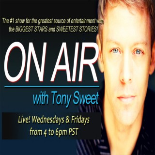 On Air With Tony Sweet