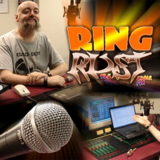 Wrestling With FanBoy Mark Jabroni's Ring Rust