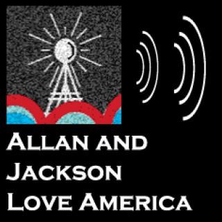 Allan and Jackson Love America