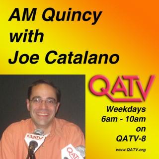 AM Quincy on QATV