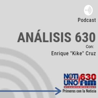 Análisis 630 con Kike Cruz