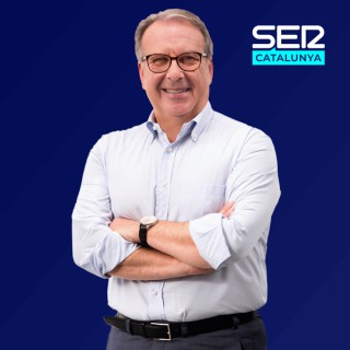 Aquí, amb Josep Cuní