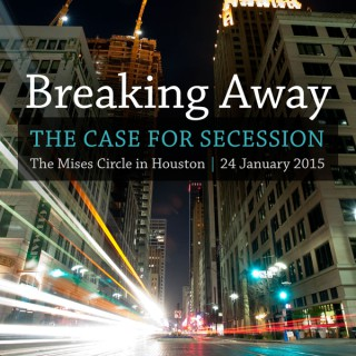 Breaking Away: The Case for Secession