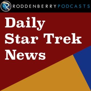 Daily Star Trek News