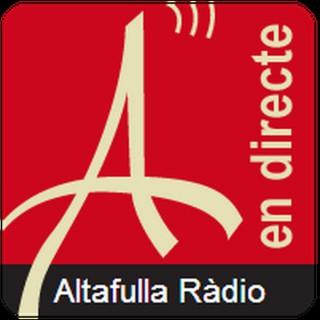 Darrers podcast - Altafulla Ràdio