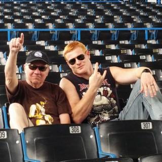 Eddie & Rocky on 700WLW