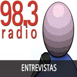 Entrevistas en Radio Universidad de Navarra