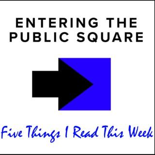 Five Things I Read This Week
