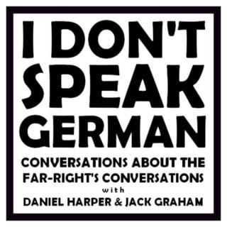 I Don't Speak German