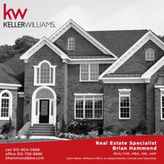Keller Williams Real Estate Podcast with Brian Hammond