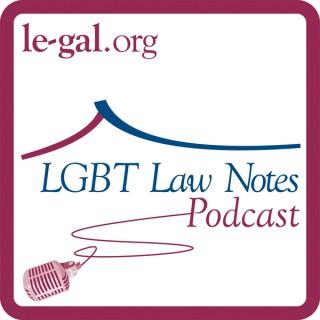 LeGaL LGBT Podcast