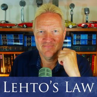 Lehto's Law