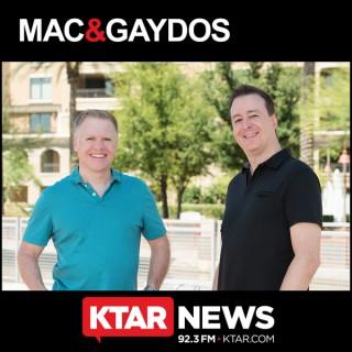 Mac & Gaydos Show Audio