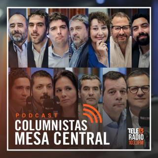 Mesa Central - Columnistas