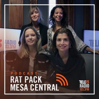 Mesa Central - RatPack