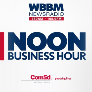 Noon Business Hour on WBBM Newsradio