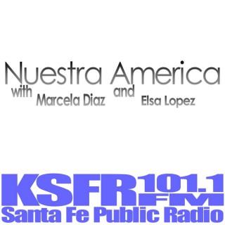 NuestraAmerica's podcast