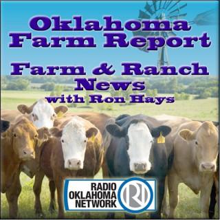 Oklahoma Farm & Ranch News with Ron Hays on RON (Radio Oklahoma Network)
