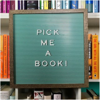 Pick Me a Book Podcast