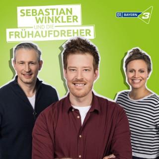 Sebastian Winkler und die Frühaufdreher