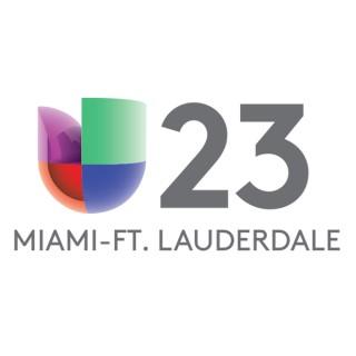 Servicio Informativo de Noticias 23, Univision Miami-FortLauderdale