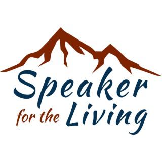 Speaker for the Living 'Human Trafficking' Podcast
