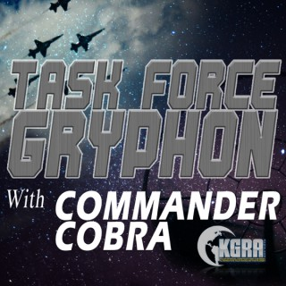 Task Force Gryphon with Commander Cobra