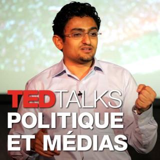 TEDTalks Politique et médias