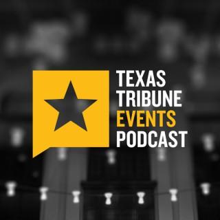 The Texas Tribune Events Podcast