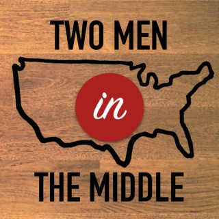 Two Men in the Middle