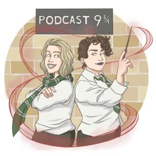 Podcast Nine and Three Quarters