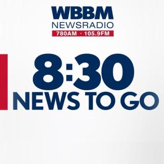 WBBM Newsradio's 8:30AM News To Go