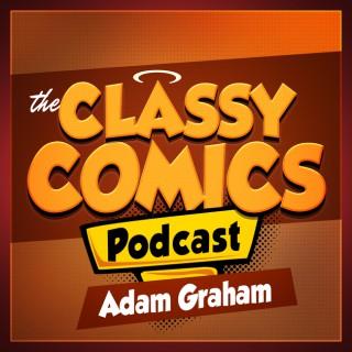 Podcast – The Classy Comics Podcast
