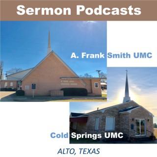 A. Frank Smith/Cold Springs UMC Sermons