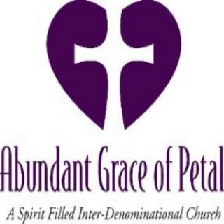 Abundant Grace of Petal