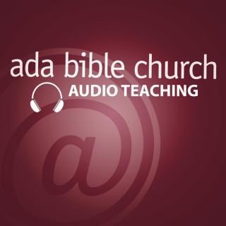 Ada Bible Church Audio Podcast