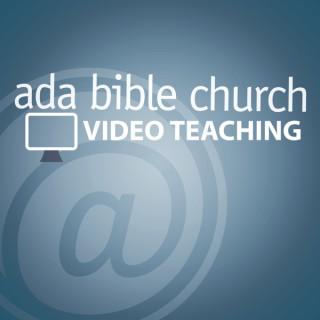 Ada Bible Church Video Podcast (HD)