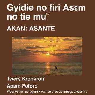 Akan: Asante Bible