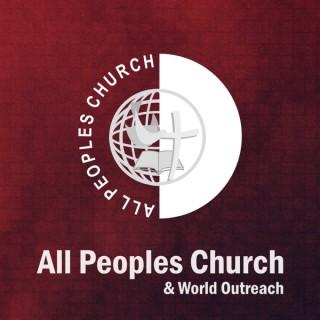 All Peoples Church Bangalore Sermons