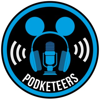 Podketeers - A Disney-inspired podcast about art, music, food, tech, and more!