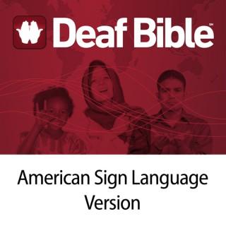 American Sign Language - New Testament