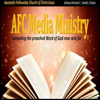 Apostolic Fellowship Churches Of Christ Jesus