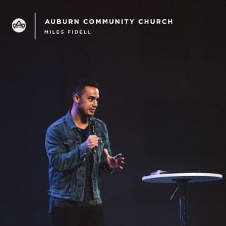 Auburn Community Church's Podcast