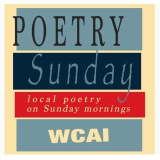 Poetry Sunday on WCAI