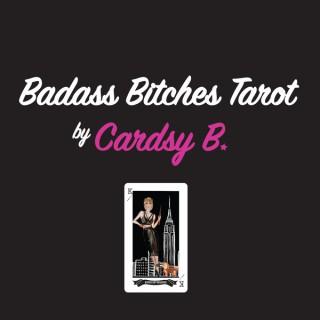 Badass Bitches Tarot by Cardsy B