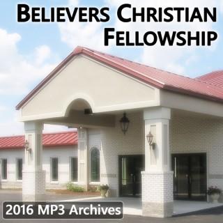 BCF 2016 Audio Archives