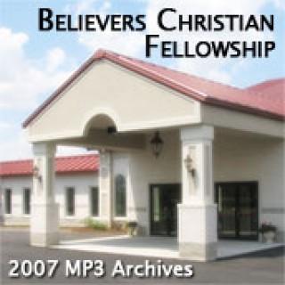 BCF Audio Archive Files 2007