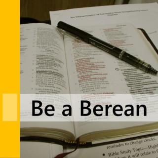 Be a Berean